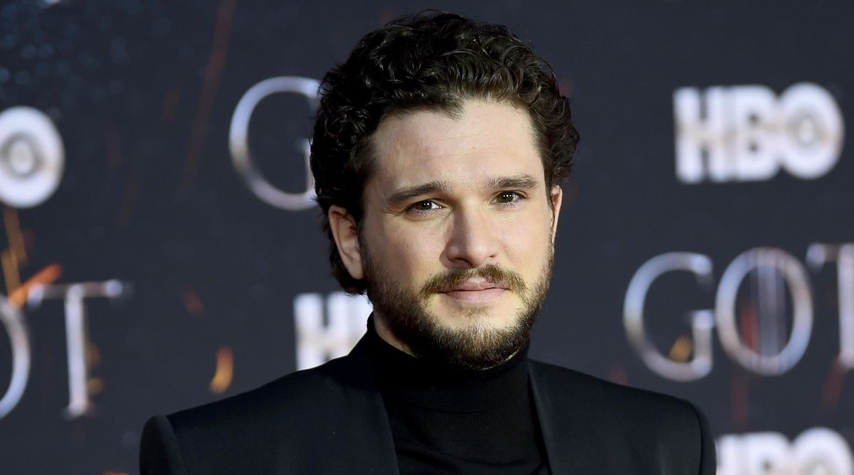 Kit Harington Almost Lost One Of His Balls While Riding A Dragon During 'Game of Thrones'