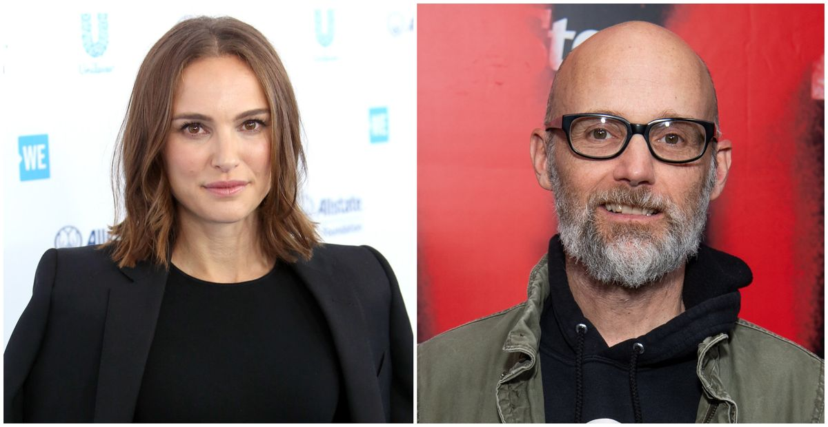 """Natalie Portman Says Moby Was """"Creepy"""" With Her When She Was 18, Denies Dating"""
