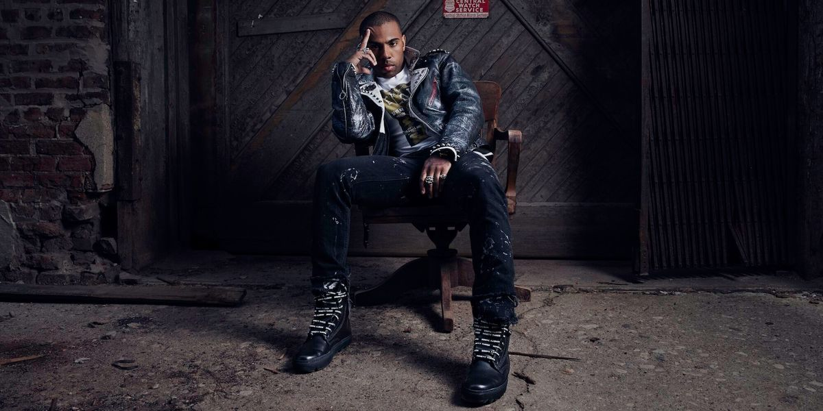 Vic Mensa Tells Us About His Shoe Collab And Forthcoming Music