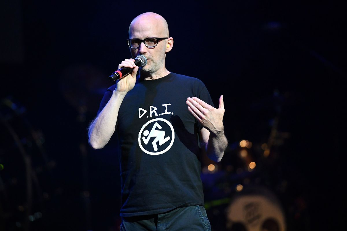 Moby Thinks He Dated Natalie Portman