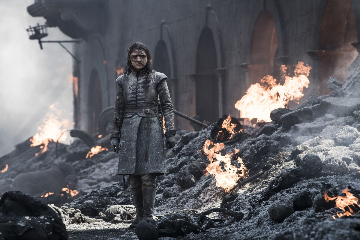 We're Not Getting an Arya Stark Spinoff