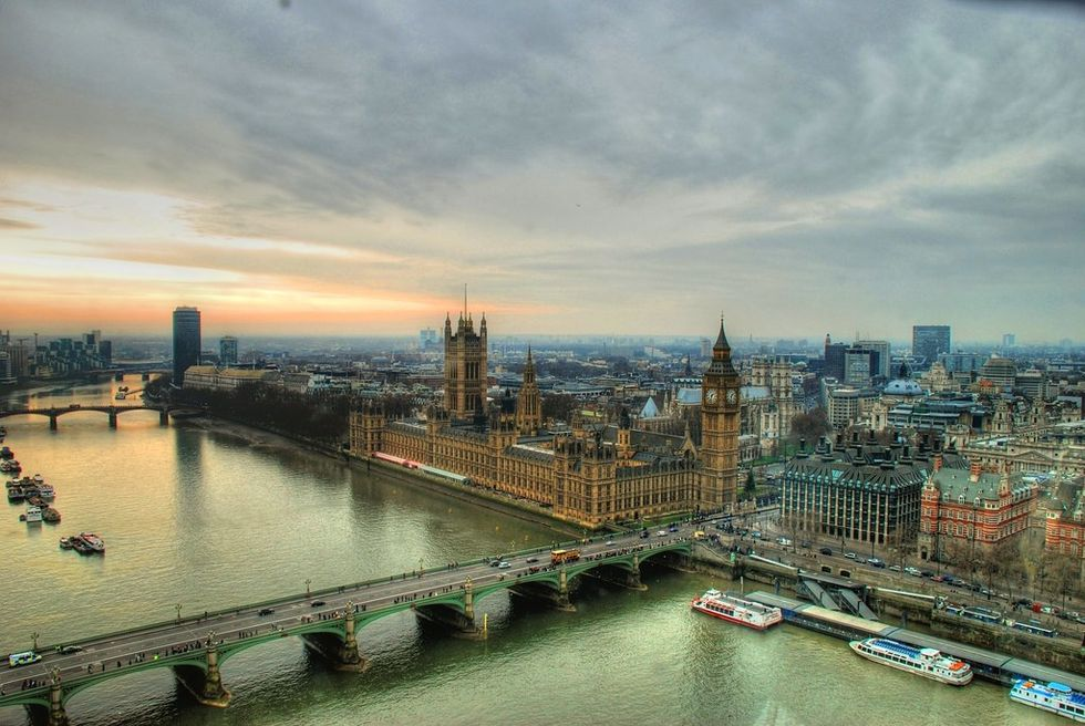 10 Things I'll Miss About London