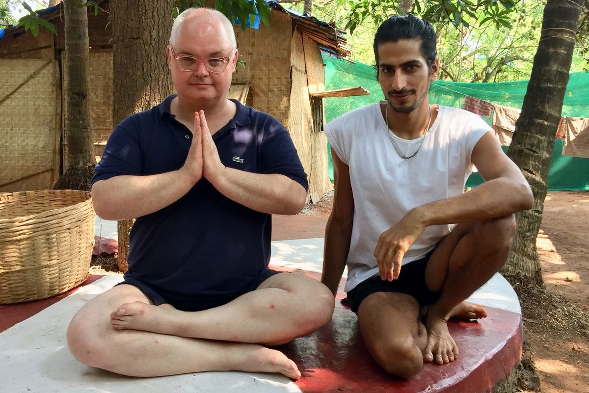 Fat And All That: A Journey Through Yoga