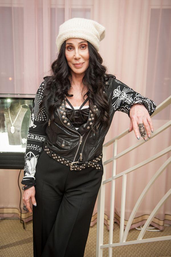 Cher Wears Genderless Cher Perfume Every Day