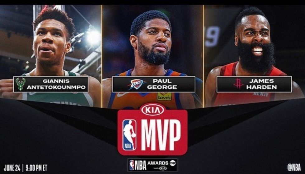 The 2019 NBA Awards Nominees Are In & Here's Who I Think Will Win