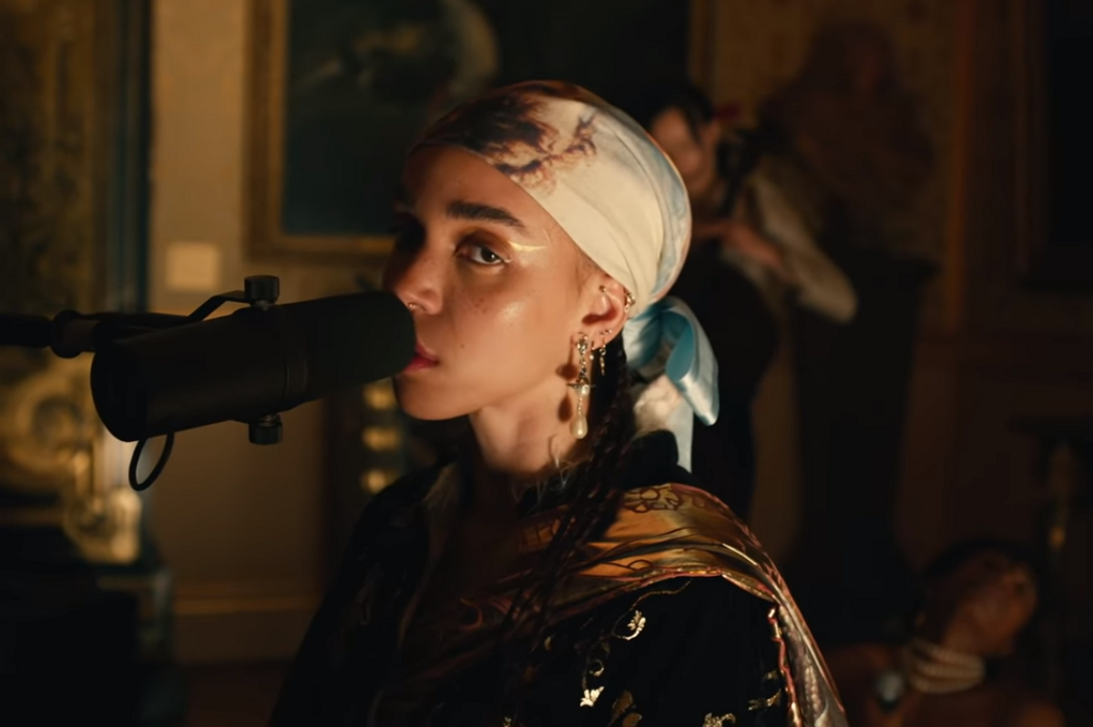 FKA Twigs Comes Back for Our Emotional Jugulars