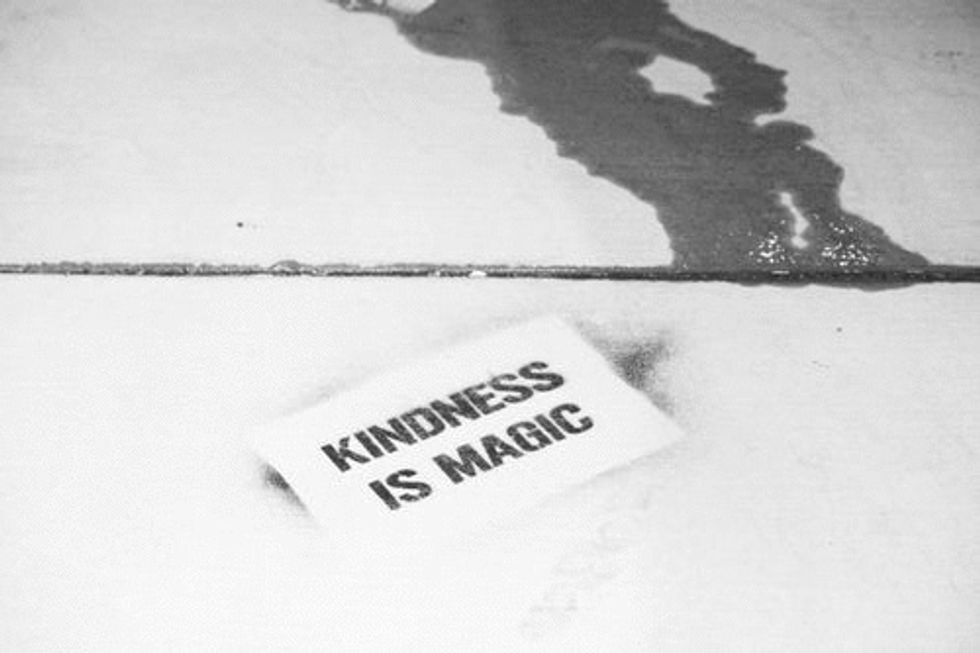 In A World Of Disagreement, Be Kind