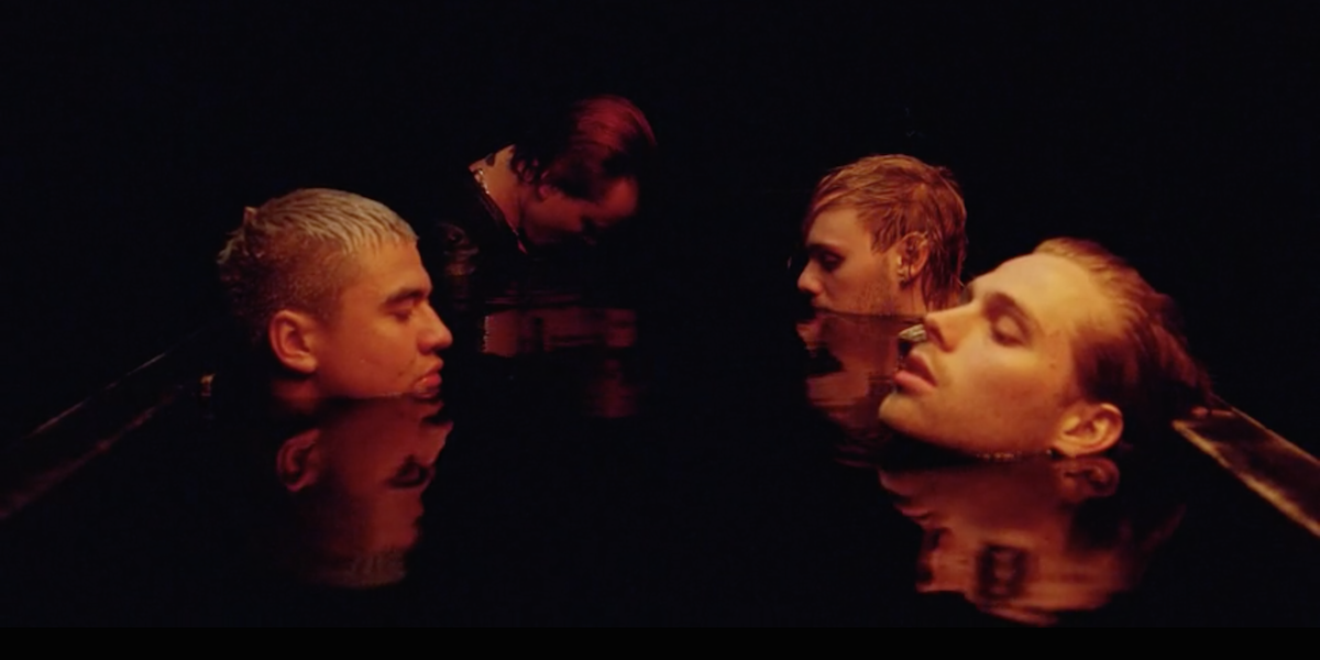 """5SOS Nearly Drown In A Candlelit Cave In New Video For """"Easier"""""""