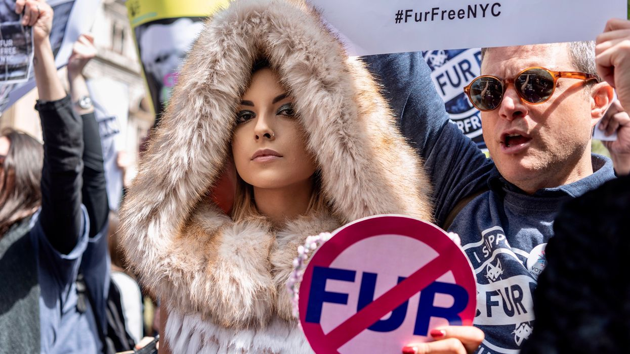 Prada Bans Fur in Victory for Animal Rights
