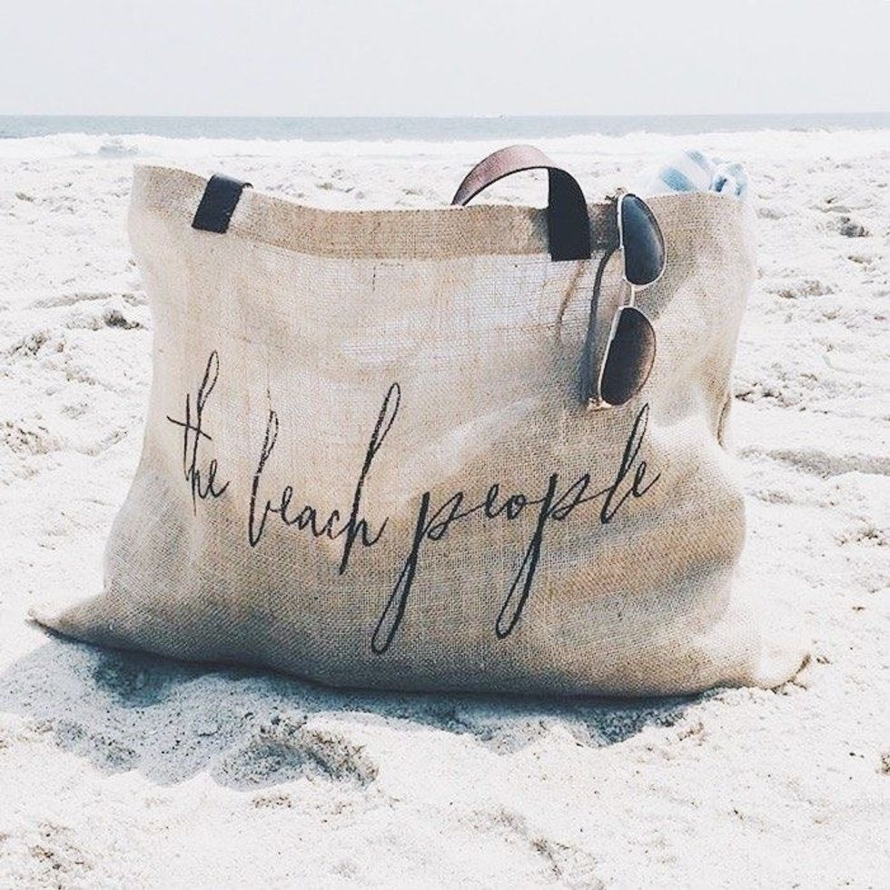 Beach Day Essentials To Add To Your Packing List