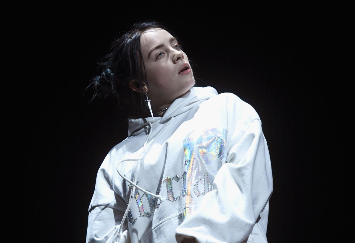"Billie Eilish Is Still Figuring Out How ""To Stay Okay"" In New Mental Health PSA"