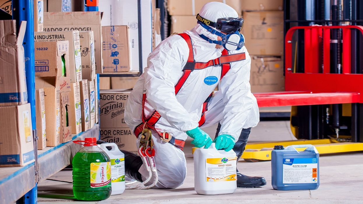 Company Safety Data Sheets on New Chemicals Frequently Lack the Worker Protections EPA Claims They Include
