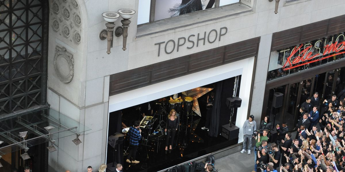 Topshop to Close All US Stores