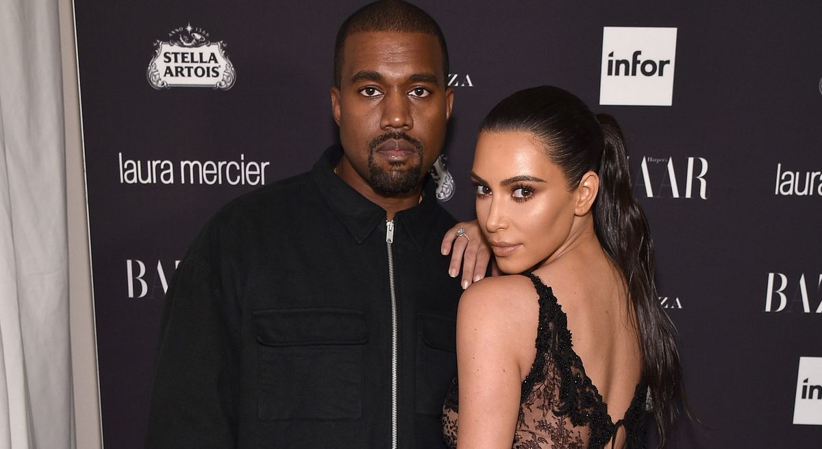 Kim Kardashian Files Psalm West's Name For Trademark Protection