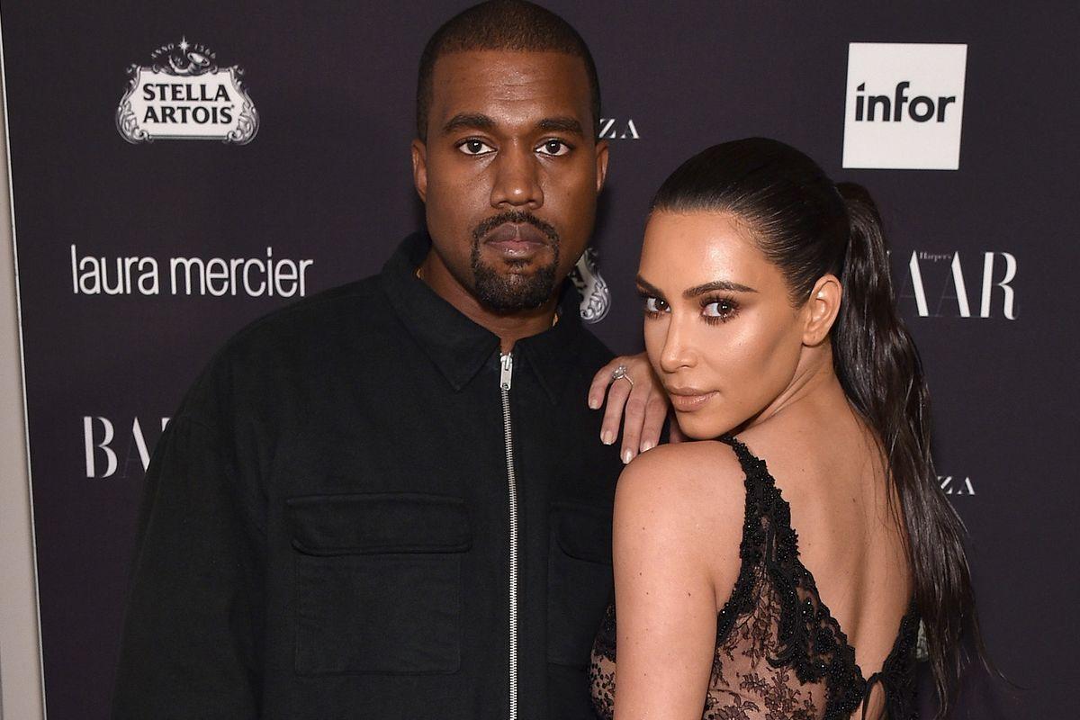 Kim Kardashian Files Psalm West's Name For Trademark Protection