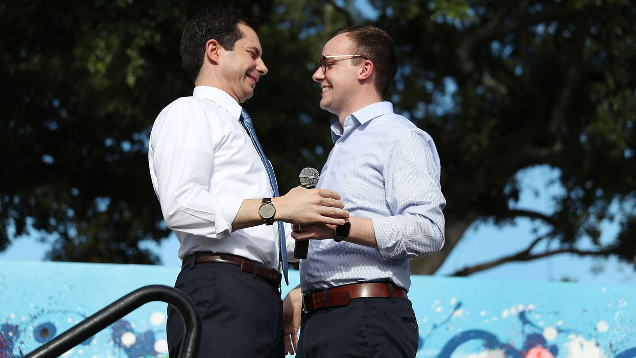 Pete Buttigieg's brother-in-law, a pastor, claims WaPo twisted his words to make him seem homophobic