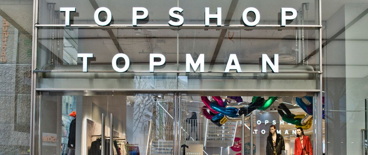 Topshop Is Shuttering All Its U.S. Stores