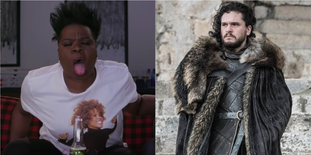 Leslie Jones Had The Best Reaction To The 'Game Of Thrones' Finale