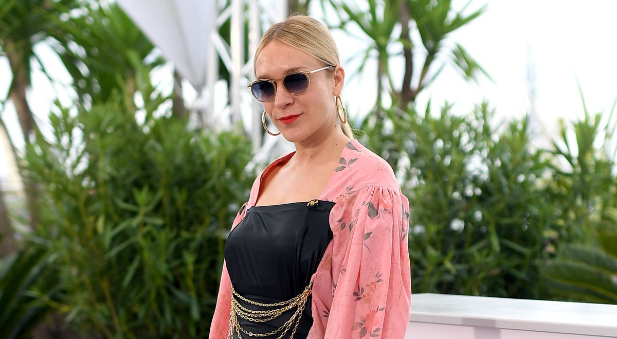 Chloë Sevigny's Latest Cannes Look Is A Lesson In Maximalist Fashion
