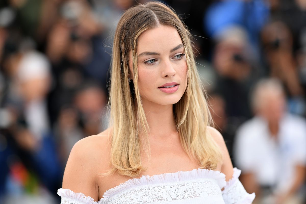 Margot Robbie's Cannes Hairstyle Was An Homage To Sharon Tate