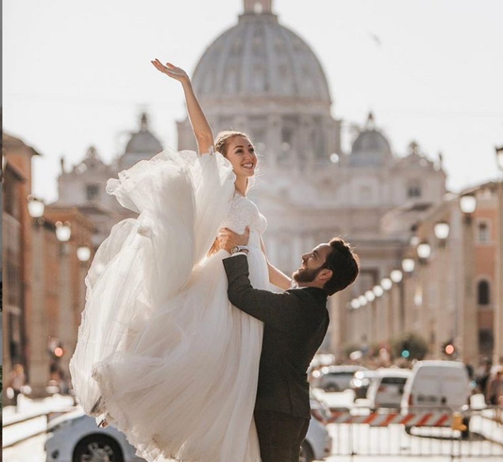 16 Things To Expect When You Date A Catholic Woman