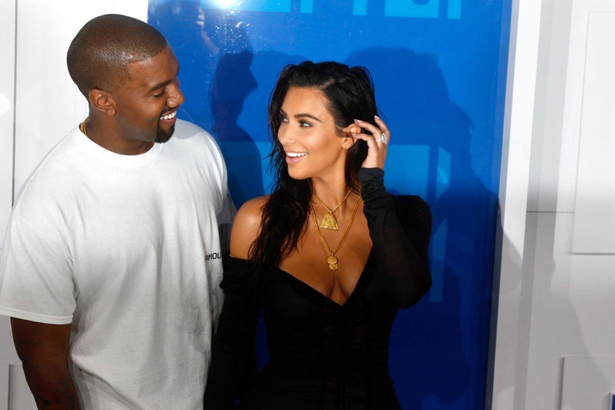 Happy 5th Wedding Anniversary, Kim and Kanye