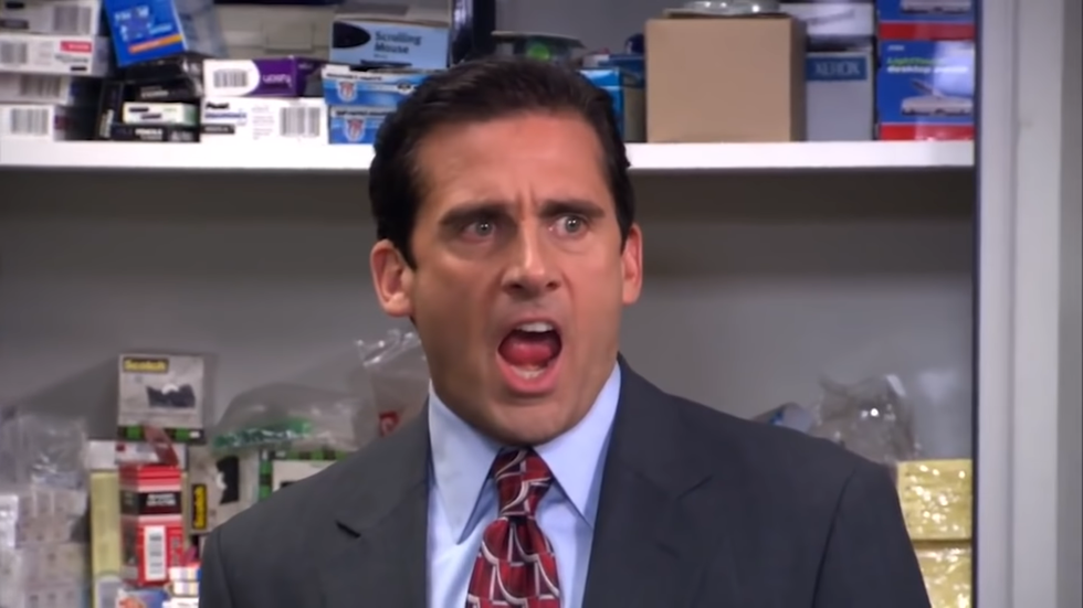 10 College Struggles Every Student AND Dunder Mifflin Employee Can Relate To