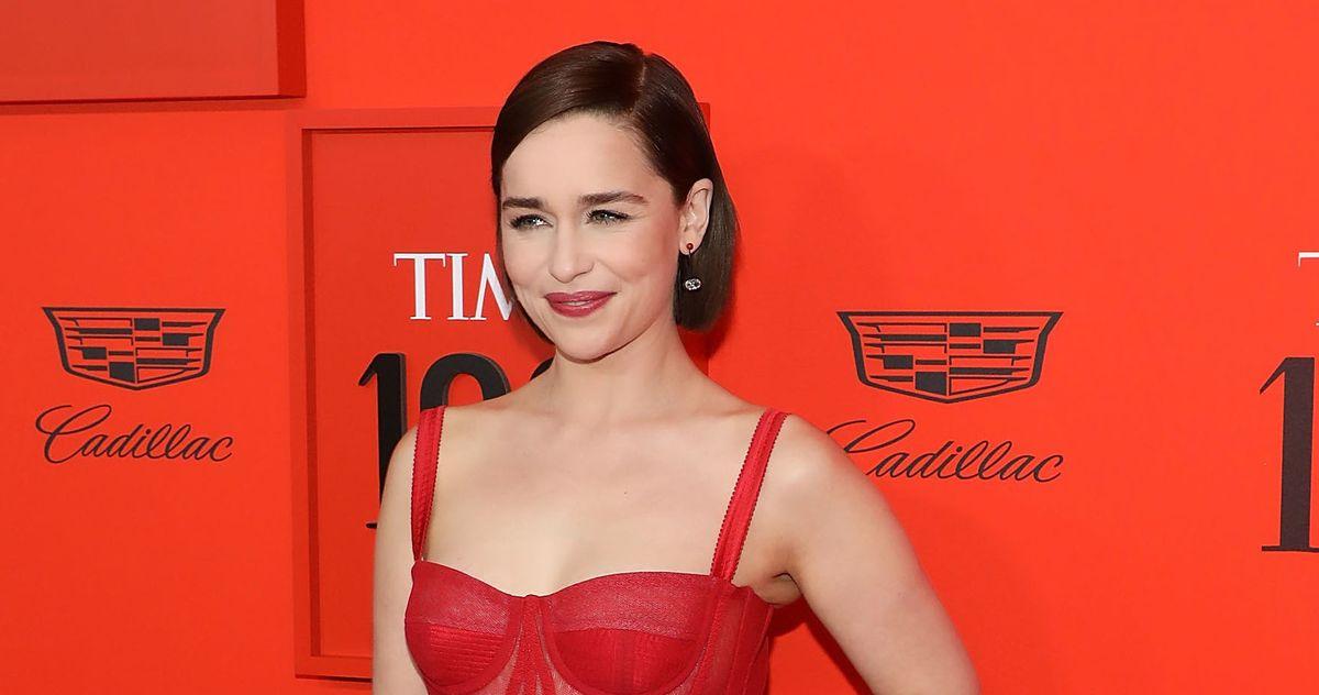 Emilia Clarke Explains Why She Turned Down '50 Shades of Grey'