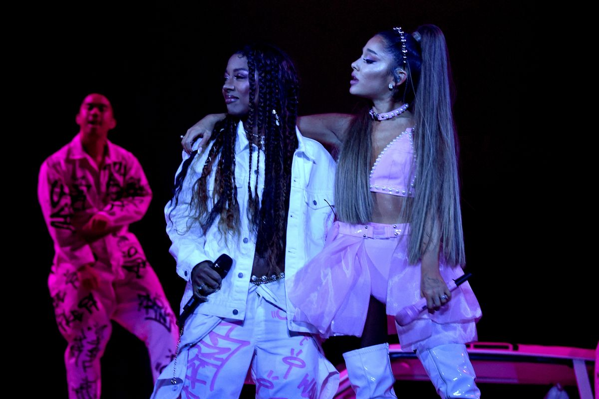 Ariana Grande Tells Fans to Stop Grabbing Her Friends