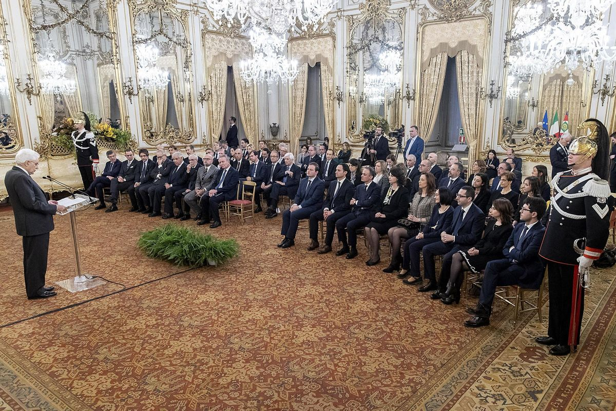 Il leader dei magistrati moderati: «Troppi pm fanno attività politica»