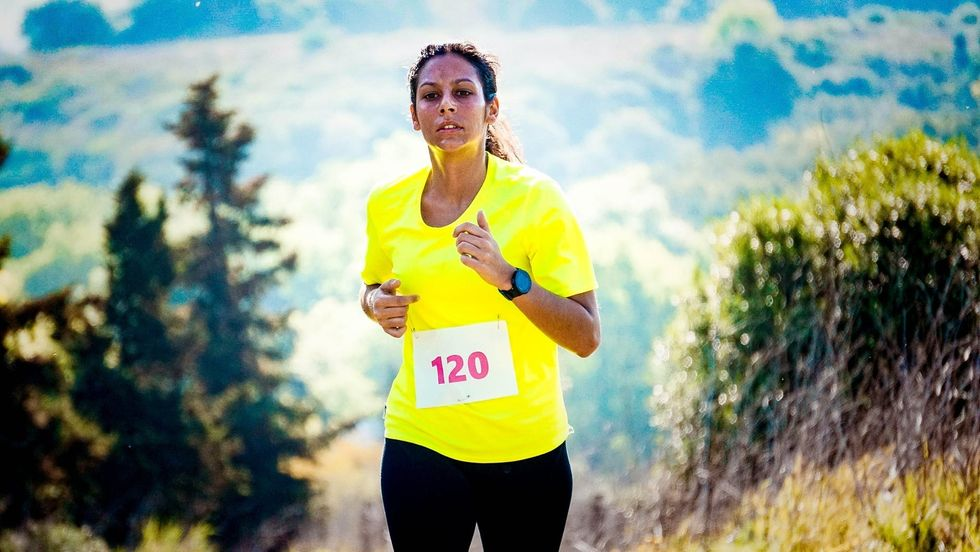Run The Extra Mile (And Then 12.1 More)