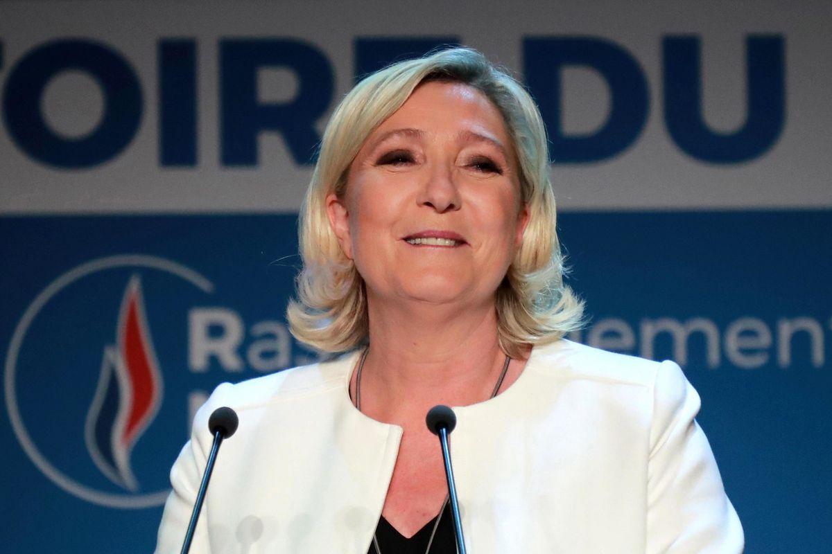 In Francia è cambiato il vento. Sorpasso della Le Pen su Macron