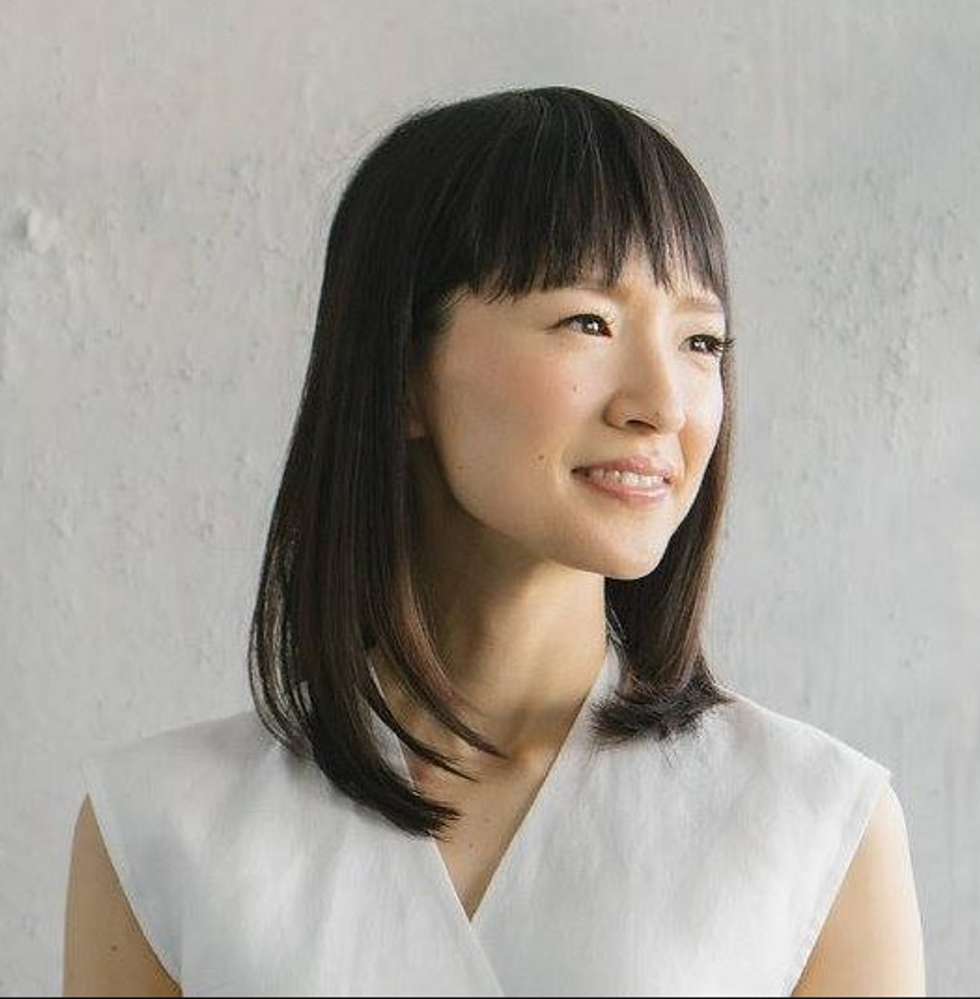 Marie Kondo Is Helping Me Spark Joy And She Can Help You Too