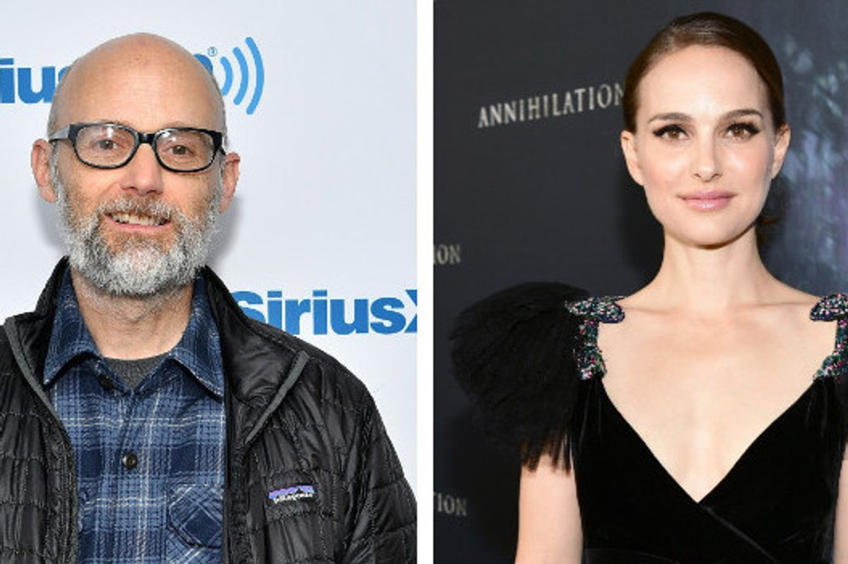 Moby Issues Apology to Natalie Portman Over Dating Claims