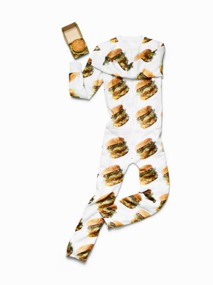 pijama mcdonalds