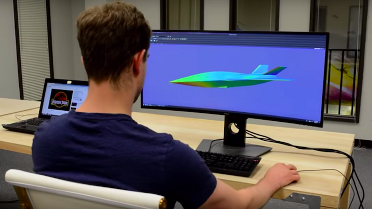 Hypersonic passenger jet aims to fly from New York to London in 90 minutes