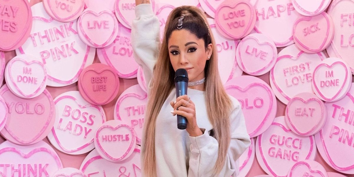 Let's Melt Down Ariana Grande's Wax Figure And Start Again