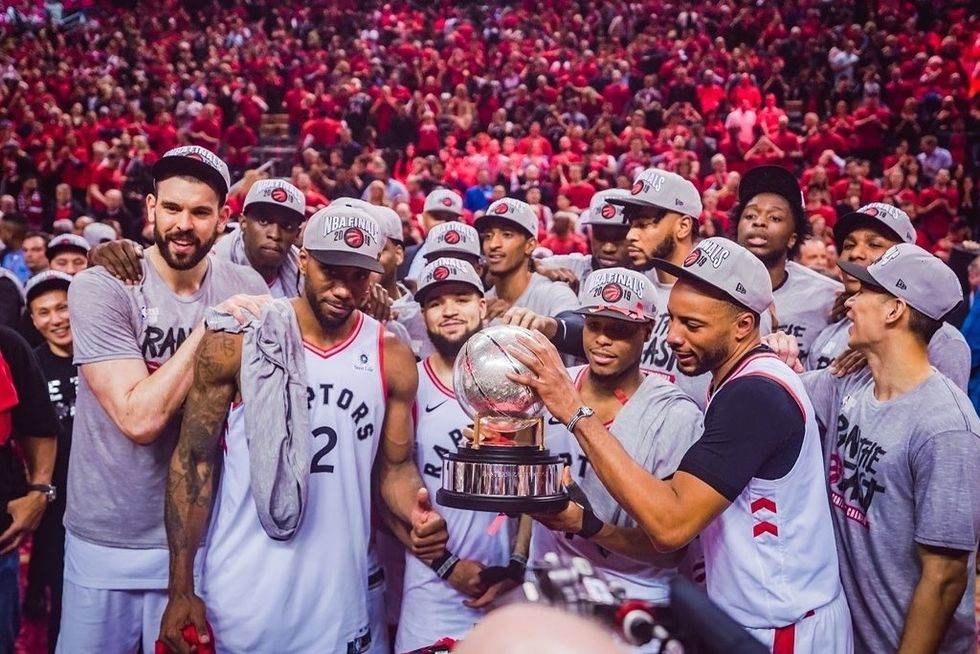 A Look The Toronto Raptor's Fascinating Journey To The NBA Finals