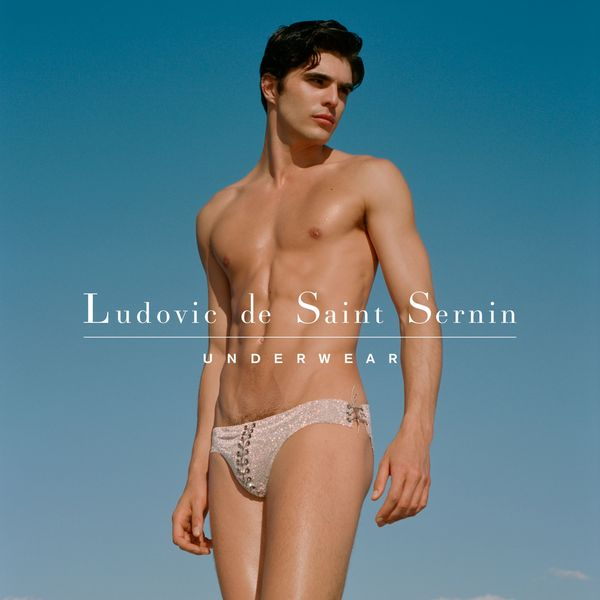 Who Knew Men's Eyelet Briefs Could Be So Sexy?