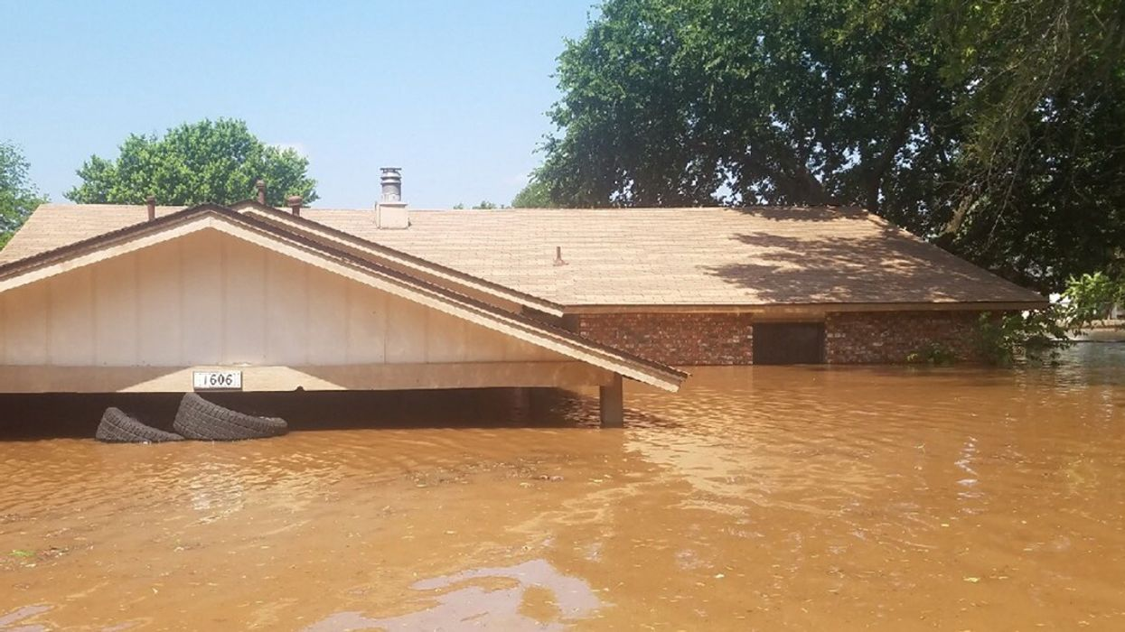 Every Oklahoma County Under State of Emergency as Historically Wet Spring Continues