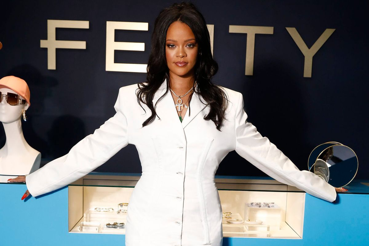How the 'Black Is Beautiful' Movement Inspired Rihanna's Fenty