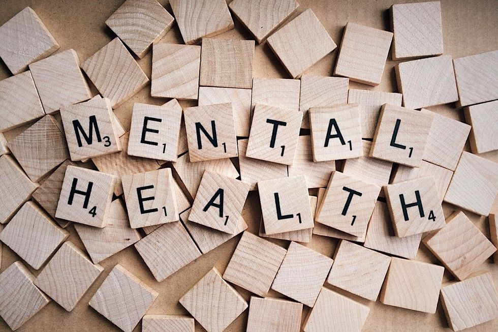 Mental Health Becoming Mental Help