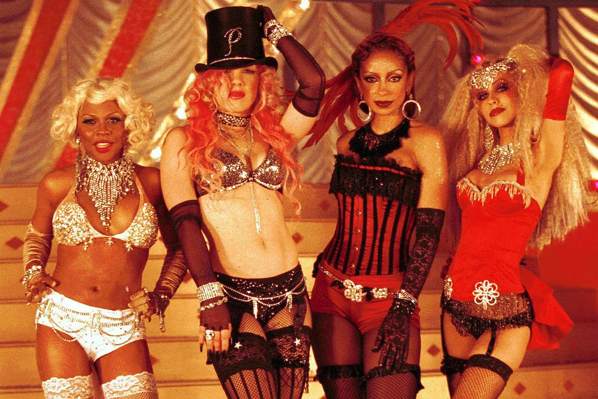 Did Ed Sheeran Record an All-Dude Lady Marmalade?