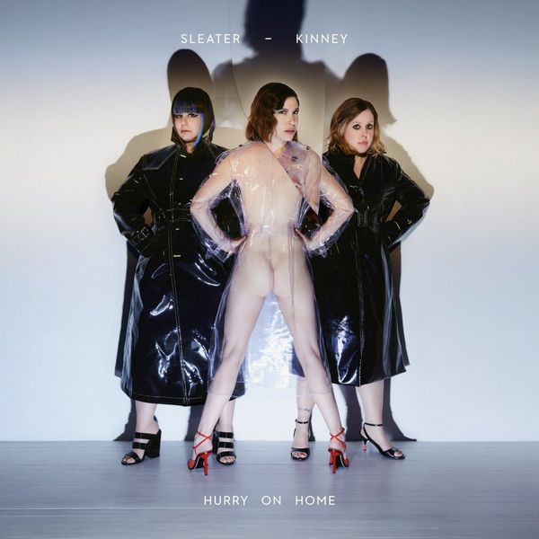 Sleater-Kinney, St. Vincent and Miranda July Flirt With the Void on 'Hurry On Home'