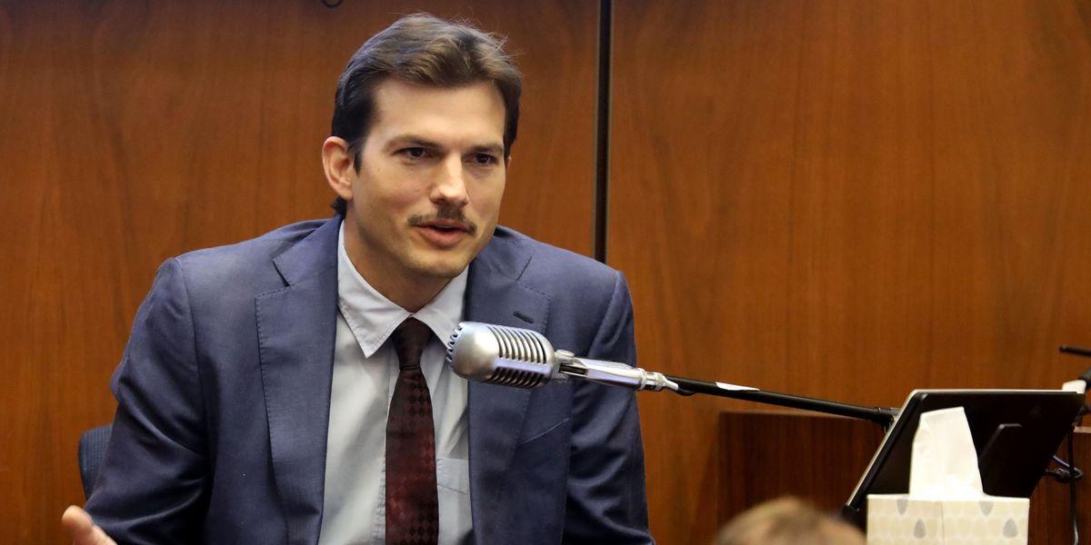 Ashton Kutcher Testifies in Hollywood Serial Killer Case