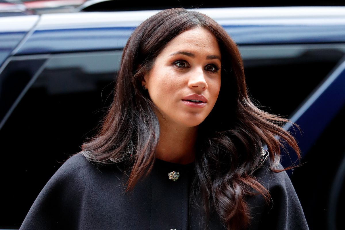 Meghan Markle Will Politely Sit the Hell Out of Trump's Royal Visit