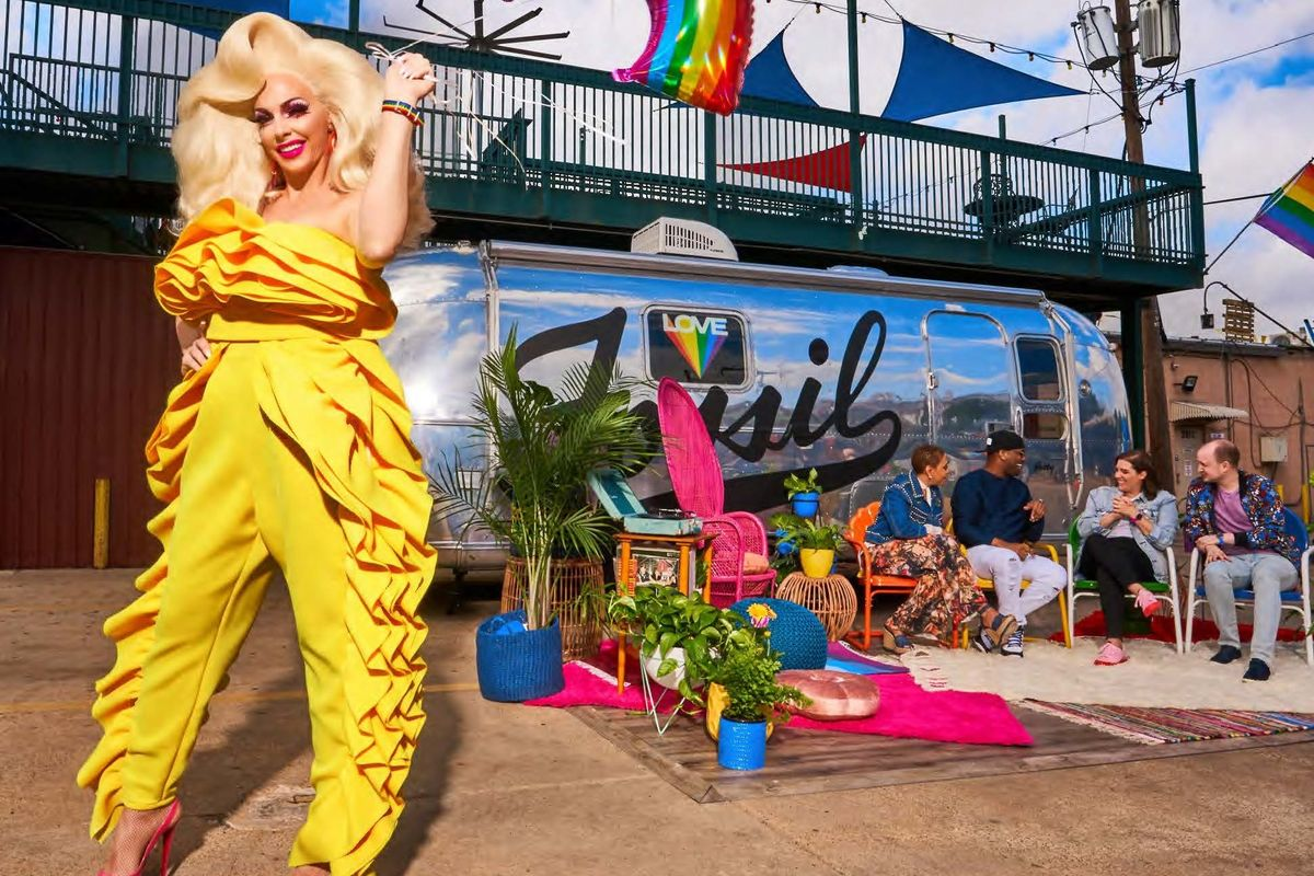 Alyssa Edwards Fronts Fossil's Pride Benefit Campaign