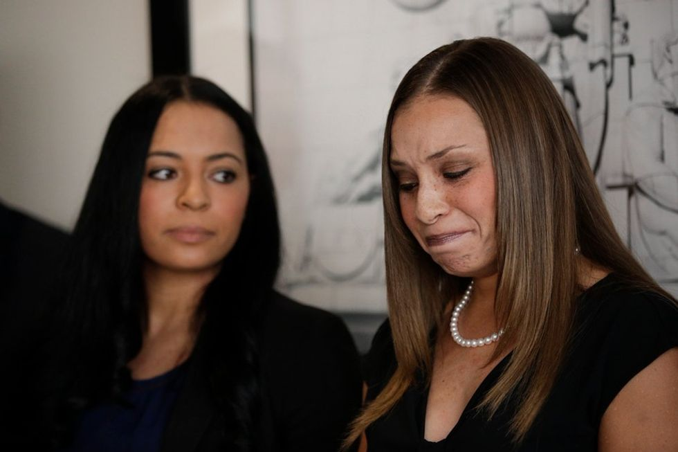 The gymnasts who heroically confronted Larry Nassar over sexual assault are fighting for a bill to protect other survivors.