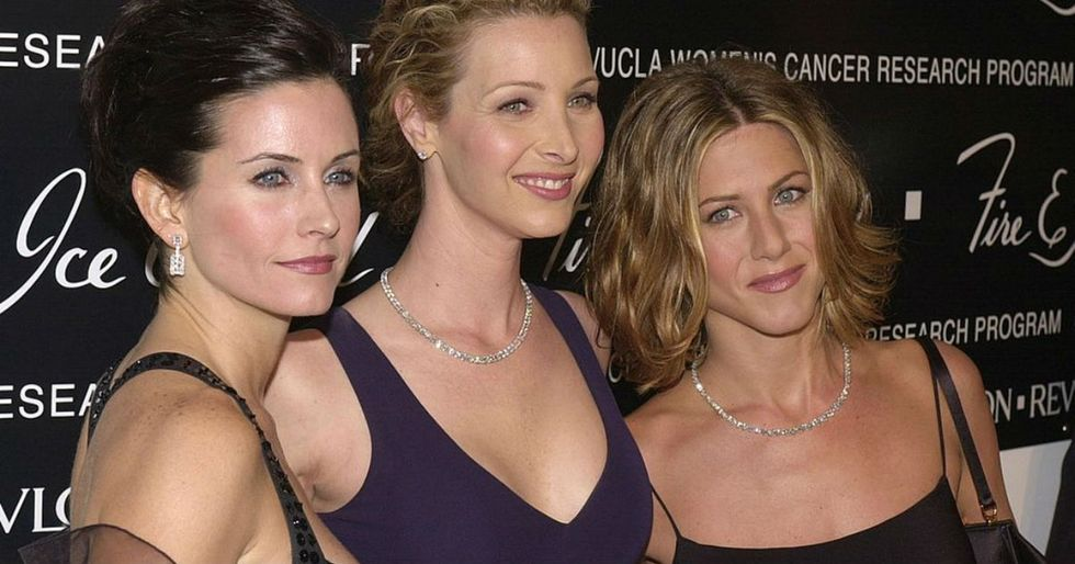 Lisa Kudrow opened up about the constant body shaming she and her co-stars experienced on the set of Friends.