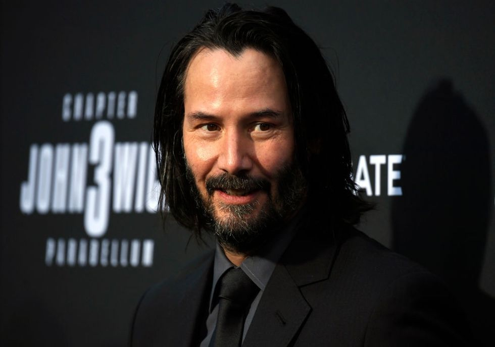 Keanu Reeves is the nicest person, and there are the receipts to prove it.